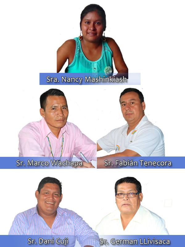 Concejales