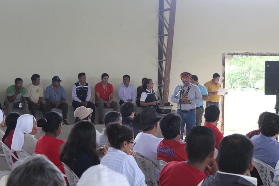 PARTICIPACION EN EL COMITE PROVINCIAL DE SEGURIDAD CIUDADANA