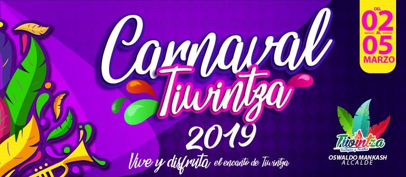 Carnaval Tiwintza 2019