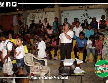 Clausura Colonia Vacacional 2019