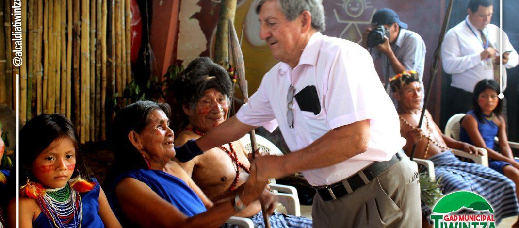 Reconocimiento de los saberes ancestrales del Cantón Tiwintza